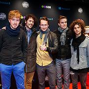 NLD/Amsterdam/20121222 - Inloop 538Jingleballs 2012, Handsome Poets