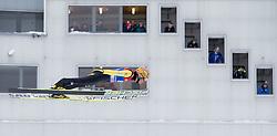 31.12.2014, Olympiaschanze, Garmisch Partenkirchen, GER, FIS Ski Sprung Weltcup, 63. Vierschanzentournee, Qualifikation, im Bild Noriaki Kasai (JPN) // during qualification Jump of 63rd Four Hills Tournament of FIS Ski Jumping World Cup at the Olympiaschanze, Garmisch Partenkirchen, Germany on 2014/12/31. EXPA Pictures © 2014, PhotoCredit: EXPA/ JFK