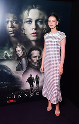 Sorcha Groundsell during a screening of of Netflix's The Innocents at the Curzon Mayfair in London.