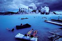Islande - Lagon Bleu - Blue lagon