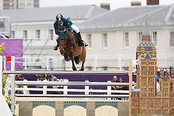 Bahamdan Kamal (KSA) - Noblesse des Tess<br /> Olympic Games London 2012<br /> © Dirk Caremans