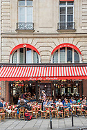 Cafe in the Saint Germain area of Paris.
