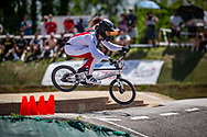 2021 UCI BMXSX World Cup<br /> Round 2 at Verona (Italy)<br /> 1/16 Finals<br /> ^me#7 GRAF, David (SUI, ME) Team_CH, Prophecy