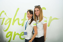 Hostesses after the last Stage 4 of 24th Tour of Slovenia 2017 / Tour de Slovenie from Rogaska Slatina to Novo mesto (158,2 km) cycling race on June 18, 2017 in Slovenia. Photo by Vid Ponikvar / Sportida
