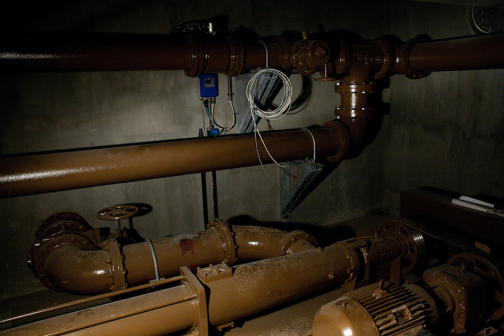 A seondary plant currently under construction at the Internation Border Water Comission's wastewater treatment facility will treat waste water in a biological process in addition to the chemical process currently in use.
