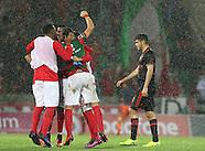 Portuguese League Maritimo vs Benfica 2016