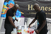 Atmosphere at the 42nd Annual West Indian Day Carnival Reception co-sponsored by Hennessey, USA and held at The Brooklyn Museum along  on September 7, 2009 in Brooklyn, NY