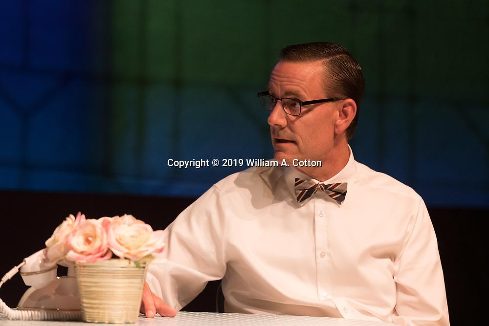"The Bas Bleu Theatre Company rehearses its production of ""Driving Miss Daisy,"" September 11, 2019."