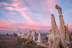 Tufas of Mono Lake, California Gallery