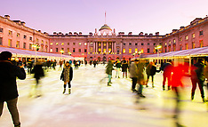 Somerset House Ice Skate 2nd December 2019