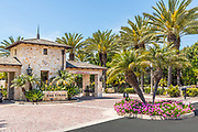 Guard Gate Entrance at Strand at Headlands in Monarch Beach