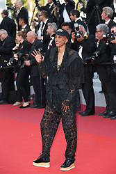 Justice Maya Singleton attends the screening of The Traitor during the 72nd annual Cannes Film Festival on May 23, 2019 in Cannes, France. Photo by Shootpix/ABACAPRESS.COM