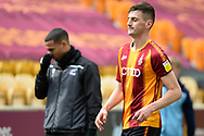 Bradford City Paudie O'Connor (4) half body portrait during the EFL Sky Bet League 2 match between Bradford City and Scunthorpe United at the Utilita Energy Stadium, Bradford, England on 1 May 2021.