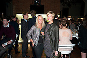 DAVINA HARBORD; ISABELLA ANSTRUTHER-GOUGH-CALTHORPE The launch of the Peroni Nastro Azzurro Accademia del Film Wrap Party Tour. Brick Lane. 25 August 2010. -DO NOT ARCHIVE-© Copyright Photograph by Dafydd Jones. 248 Clapham Rd. London SW9 0PZ. Tel 0207 820 0771. www.dafjones.com.