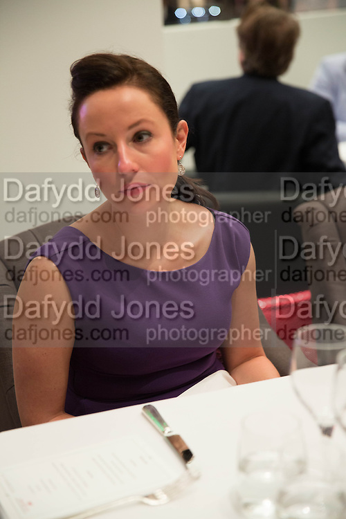 KATIE SMALL, Lunch at the Ivy Club pop up-restaurant during the preview of Masterpiece Art Fair. Co-hosted by  Count & Countess Filippo Guerrini-Maraldi, and Lord<br /> Dick Daventry. 26 June 2013