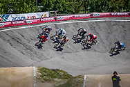 2021 UCI BMXSX World Cup<br /> Round 2 at Verona (Italy)<br /> 1/16 Finals<br /> ^me#3 ANDRE, Sylvain (FRA, ME) Wiawis, Lead, 6D, Tangent