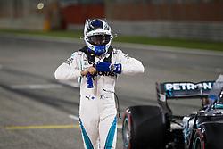 April 7, 2018 - Sakhir, Bahrain - BOTTAS Valtteri (fin), Mercedes AMG F1 Petronas GP W09 Hybrid EQ Power+, portrait during 2018 Formula 1 FIA world championship, Bahrain Grand Prix, at Sakhir from April 5 to 8  (Credit Image: © Hoch Zwei via ZUMA Wire)