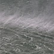 Seascape in gale, Trwyn y Bwa, Pembrokeshire.