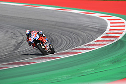 August 12, 2018 - Spielberg, Austria - 04 Italian driver Andrea Dovizioso of Team Ducati Racing race during of Austrian MotoGP grand prix in Red Bull Ring in Spielberg, Austria, on August 12, 2018. (Credit Image: © Andrea Diodato/NurPhoto via ZUMA Press)