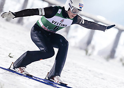 February 8, 2019 - Lahti, Finland - Martti Nõmme competes during FIS Ski Jumping World Cup Large Hill Individual Qualification at Lahti Ski Games in Lahti, Finland on 8 February 2019. (Credit Image: © Antti Yrjonen/NurPhoto via ZUMA Press)