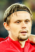 CLUJ-NAPOCA, ROMANIA, MARCH 26: Denmark's national soccer player Peter Ankersen pictured before the 2018 FIFA World Cup qualifier soccer game between Romania and Denmark, on March 26, at Cluj Arena Stadium, in Cluj-Napoca, Romania. (Photo by Mircea Rosca/Getty Images)