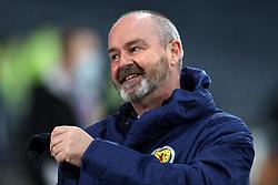 File photo dated 31-03-2021 of Scotland head coach Steve Clarke. Issue date: Tuesday June 1, 2021.