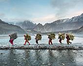 Mountains - The Hunzakuts