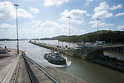 Pedro Miguel Locks, Panama Canal, Panama