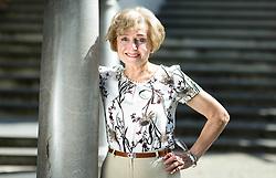 Portrait of Alenka Hoefferle Felc, dr. med.,  on June 4, 2021 in Ljubljana, Slovenia. Photo by Vid Ponikvar / Sportida