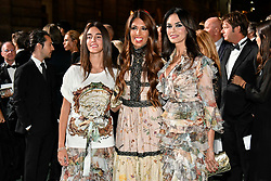 Giulia Violati, Lavinia Biagiotti and Maria Grazia Cucinotta