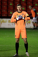 PORTRAIT Walsall's Liam Roberts during the EFL Sky Bet League 2 match between Walsall and Crawley Town at the Banks's Stadium, Walsall, England on 3 November 2020.