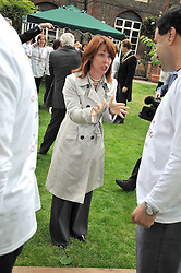 KAY BURLEY at the annual House of Lords vs House of Commons Tug of War in aid of Macmillan Cancer Support held in College Garden, Westminster Abbey, London on 9th June 2009.