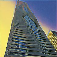 Aqua Building, Jeanne Gang architect