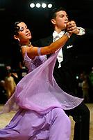Drammen 0604203 NM i Dans i Konnerudhallen. Standarddanser. Tom-Erik Nilsen og Pia Engelberg Lundanes <br /> <br /> Foto:Digitalsport