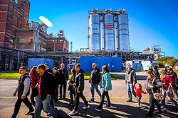 """Braskem promove ação """"Endomarketing - Formando Laços"""". Foto: Marcos Nagelstein/Agência Preview"""