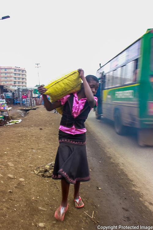 The Weight by Mary Wanjiru
