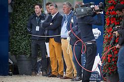 Verlooy Axel (BEL), Gravemeier Kurt (GER)<br /> Longines Global Champions Tour of Antwerpen 2014<br /> © Dirk Caremans