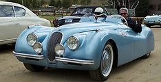 107- 1950 Jaguar XK120