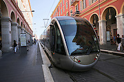 Tram, Nice, France