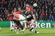 PSV Eindhoven v Bayern Munich 011116