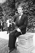 Ralph Wedgewood. Worcester College May Ball. Oxford. 27 June 1984. SUPPLIED FOR ONE-TIME USE ONLY> DO NOT ARCHIVE. ? Copyright Photograph by Dafydd Jones 248 Clapham Rd.  London SW90PZ Tel 020 7820 0771 www.dafjones.com