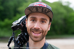 Sean Lichter at the Tennessee Motorcycles and Music Revival at Loretta Lynn's Ranch. Hurricane Mills, TN, USA. Friday, May 21, 2021. Photography ©2021 Michael Lichter.