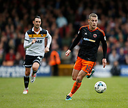 Paul Coutts of Sheffield Utd in action during the English League One match at Vale Park Stadium, Port Vale. Picture date: April 14th 2017. Pic credit should read: Simon Bellis/Sportimage