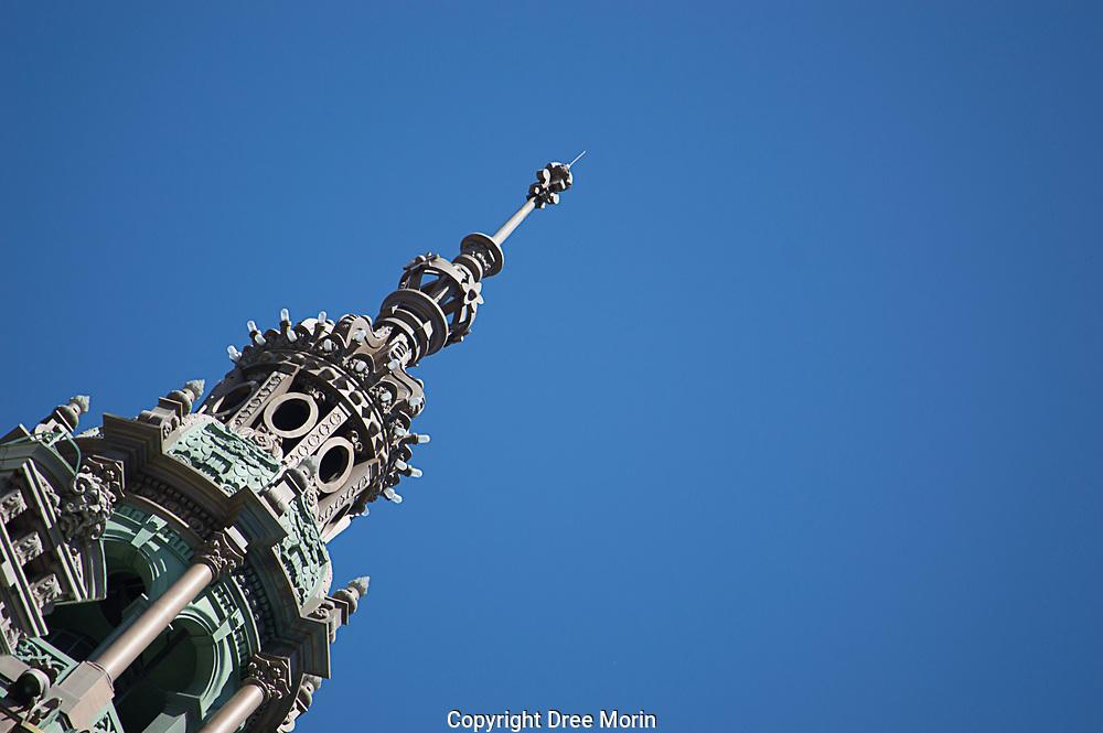 Helmsley building spire