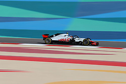 April 7, 2018 - Sakhir, Bahrain - Motorsports: FIA Formula One World Championship 2018, Grand Prix of Bahrain, , #20 Kevin Magnussen (DEN, Haas F1 Team) (Credit Image: © Hoch Zwei via ZUMA Wire)