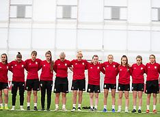 2019-11-10 Wales Women Training