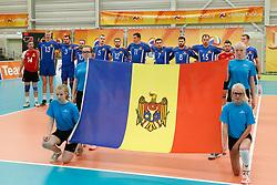 20170524 NED: 2018 FIVB Volleyball World Championship qualification, Koog aan de Zaan<br />Team Republic of Moldova <br />©2017-FotoHoogendoorn.nl / Pim Waslander