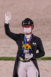 Werth Isabell, GER<br /> Olympic Games Tokyo 2021<br /> © Hippo Foto - Dirk Caremans<br /> 28/07/2021