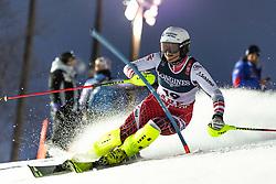 February 8, 2019 - Re, SWEDEN - 190208 Ramona Siebenhofer of Austria  competes in the women's combination during the FIS Alpine World Ski Championships on February 8, 2019 in re  (Credit Image: © Daniel Stiller/Bildbyran via ZUMA Press)