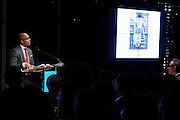 May 10, 2016- New York, NY: United States: Dr. Khalil Gibran Muhammad, Director, The Schomburg Center attends the Aperture Magazine Launch for the Vision & Justice Issue held at the Ford Foundation on May 10, 2016 in New York City.  Aperture, a not-for-profit foundation, connects the photo community and its audiences with the most inspiring work, the sharpest ideas, and with each other—in print, in person, and online. (Terrence Jennings/terrencejennngs.com)
